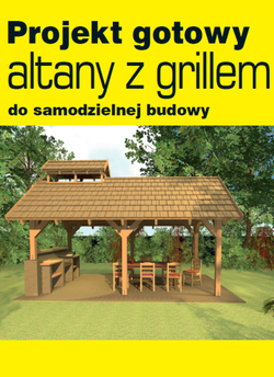 Projekt Altany Ogrodowej Z Grillem Wydania Specjalne