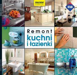Remont kuchni i łazienki