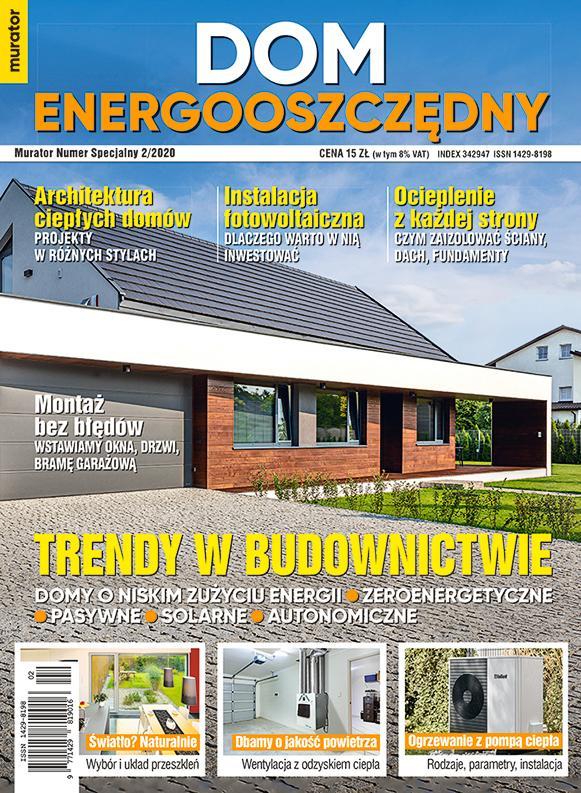 NS 2/2020 Dom Energooszczędny