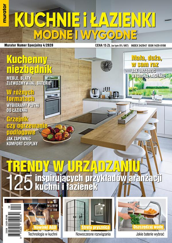 NS 4/2020 Kuchnie i Łazienki