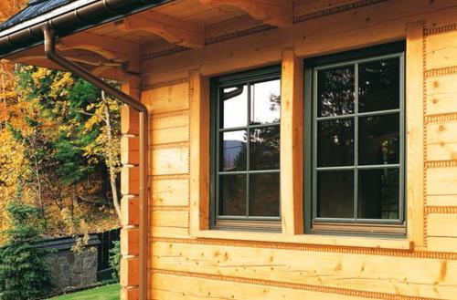 Okna drewniane czy plastikowe?