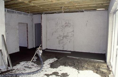 Izolacja podłogi na gruncie