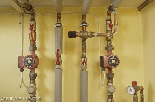 Regulacja instalacji grzewczej oraz wentylacyjnej w domu energooszczędnym
