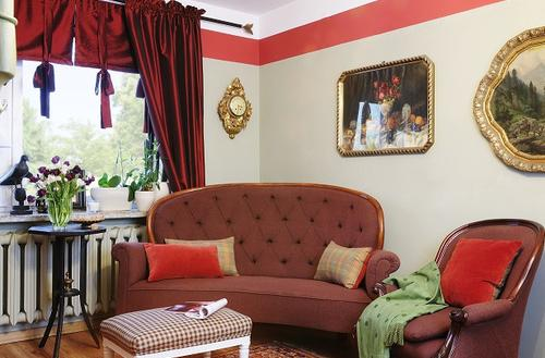 Małe mieszkanie dla seniora