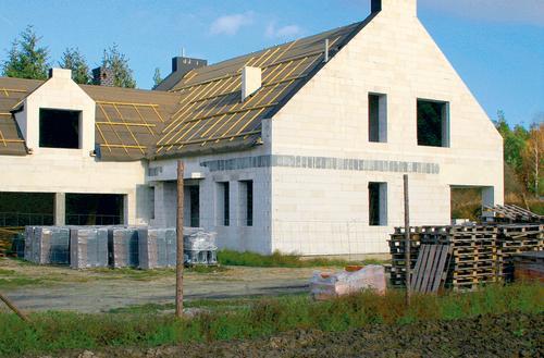 Domy na rynku pierwotnym