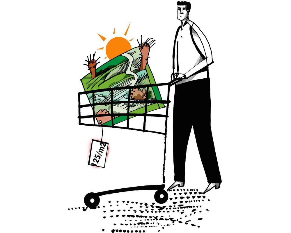 Kupno ziemi rolnej