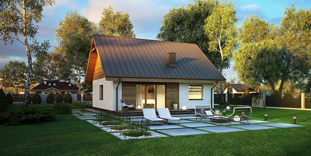 Nowe oblicze małego domu