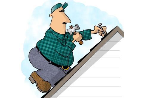 Umowa o roboty budowlane – wykonanie dachu