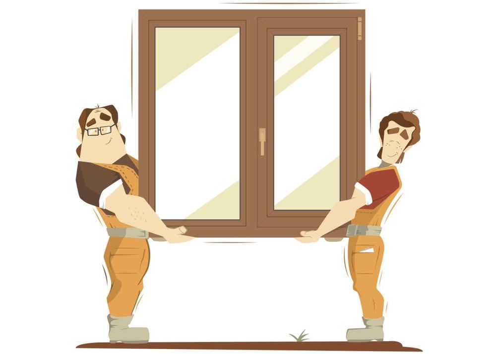 Umowa - montaż okien i drzwi