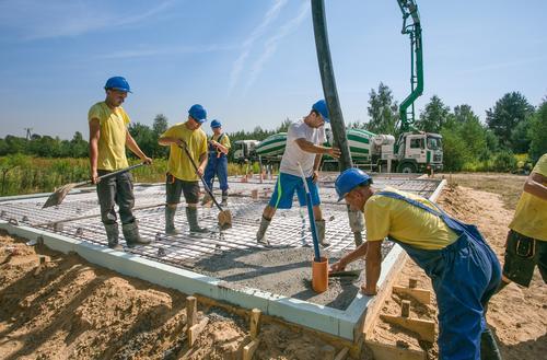 Umowa z wykonawcą robót budowlanych