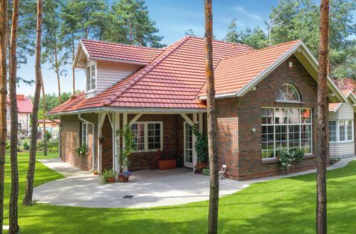 Efektowny i trwały dach