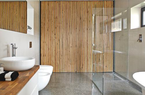Pokój kąpielowy z prysznicem