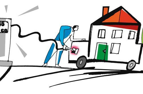 Rejestracja kotłów olejowych