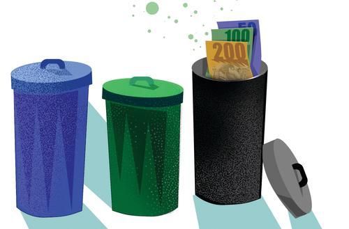 Nowe przepisy o zbieraniu odpadów