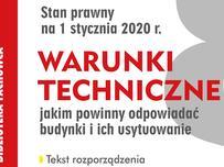 Warunki techniczne dla budynków obowiązujące od stycznia 2020
