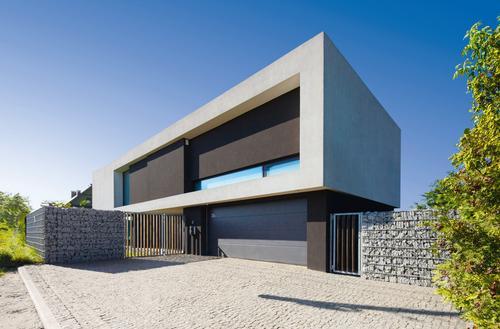 Architektura z horyzontem