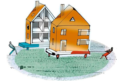Hipoteka a podział majątku