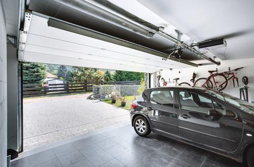 Zoom na garaż