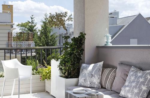 Nawierzchnie balkonowe