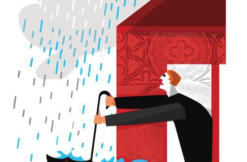 Dotacja na zbieranie deszczówki