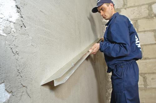 Wykończenie ścian i sufitów