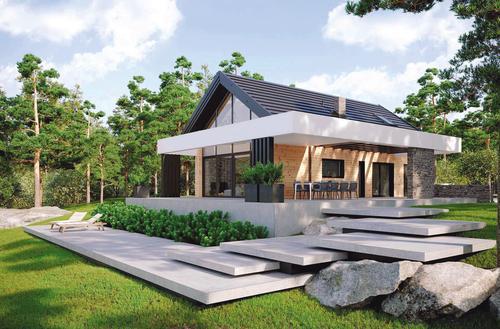 Domy, które możesz wybudować za 200 tys. zł