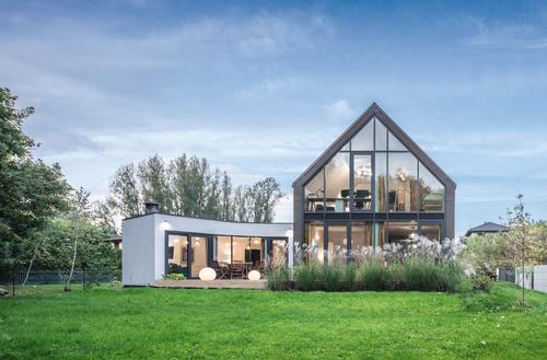 Modernizm za stodołą