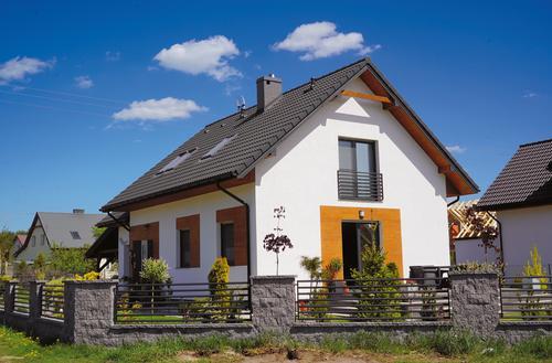 Test na mały prosty dom