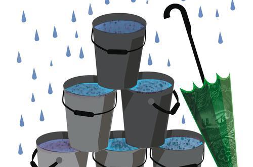 Formalności dla zbierania wody deszczowej