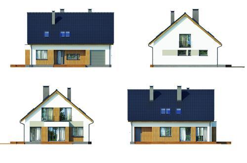 Okna dachowe w trzech wariantach