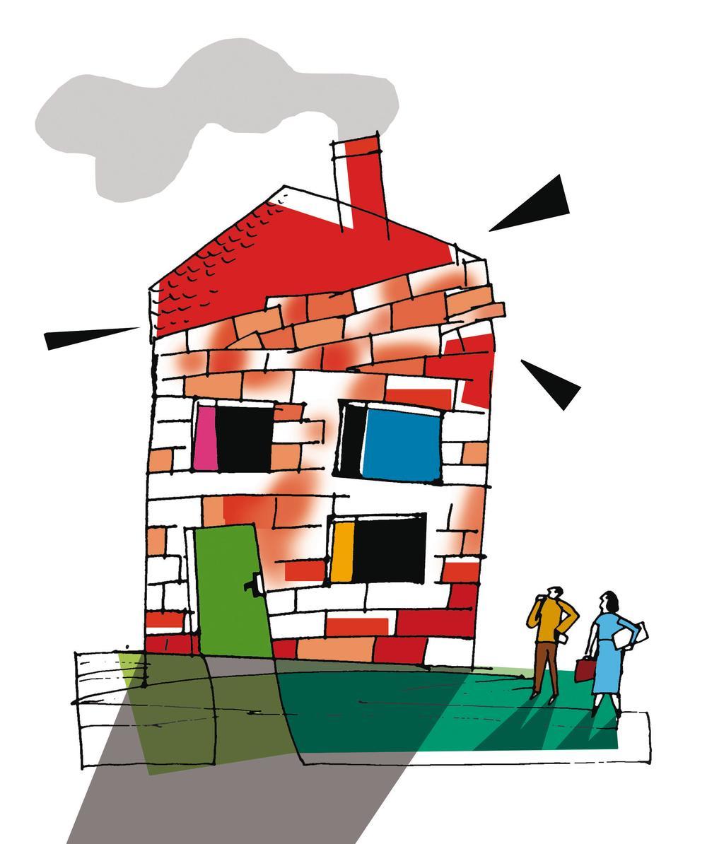 Konsekwencje zaniedbania budynku