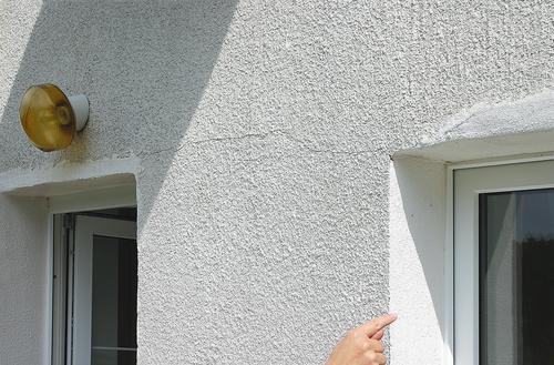 Gdy ściana grozi zawaleniem