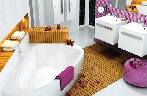 Kąpiel w dobrym nastroju
