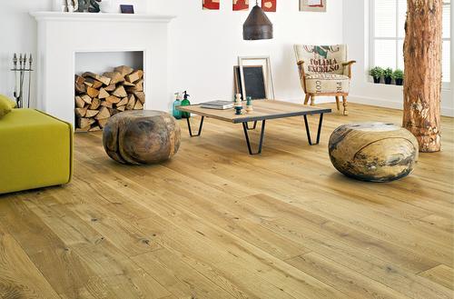Drewno w domu – na podłogi, ściany, schody, tarasy. Jaki gatunek wybrać?