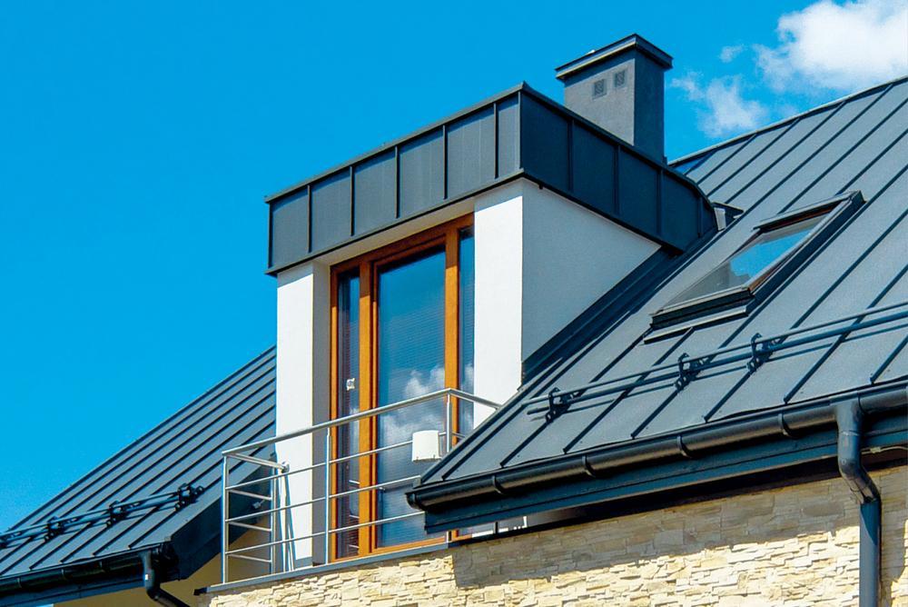 Elementy wystające z dachu