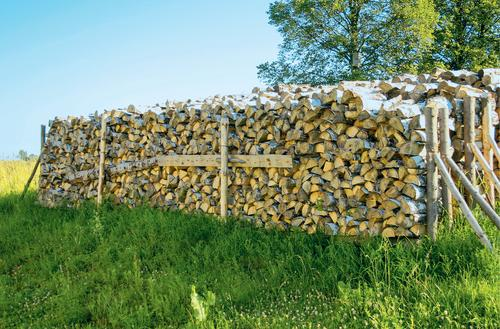 Kocioł na biomasę plus kolektory