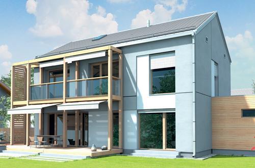 Rozwiązania architektoniczne w domu energooszczędnym