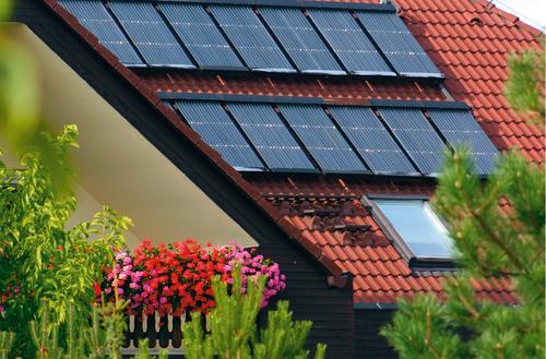 Ogrzewanie dzięki kolektorom słonecznym