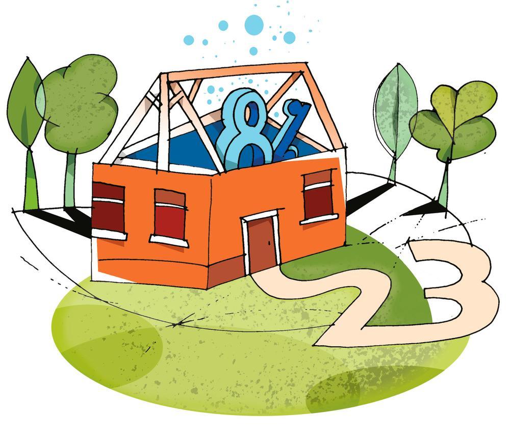 Zwrot VAT za materiały na dom