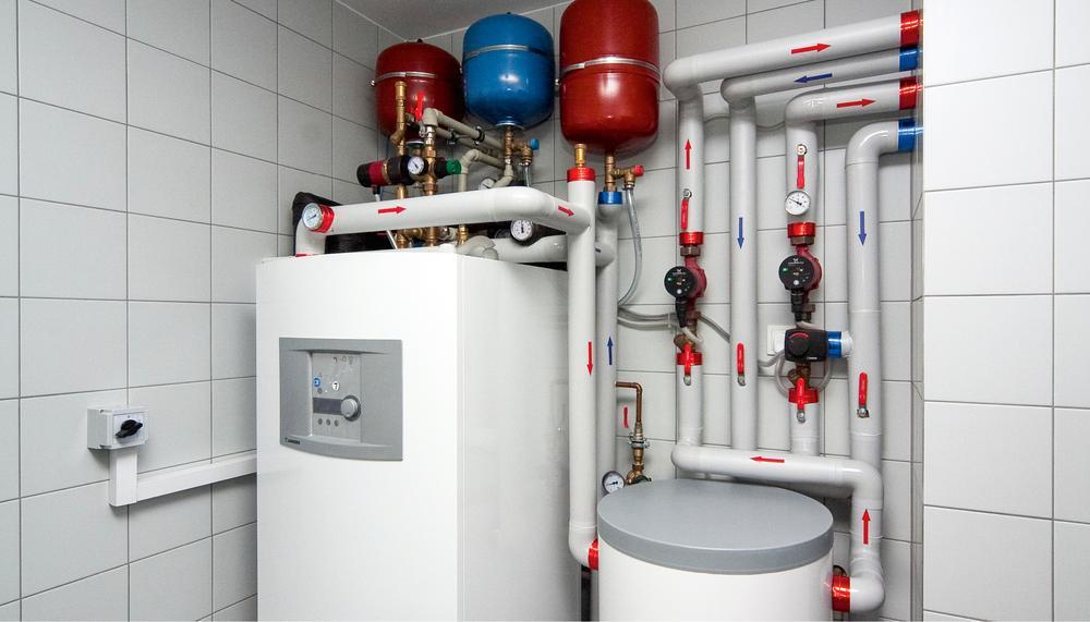 Instalacja do pompy ciepła