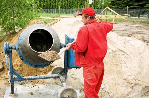Samodzielne przygotowanie betonu