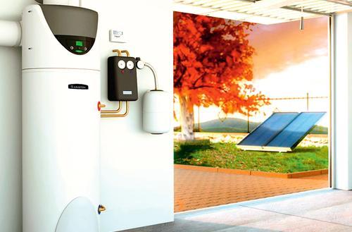 Pompa ciepła do podgrzewania wody