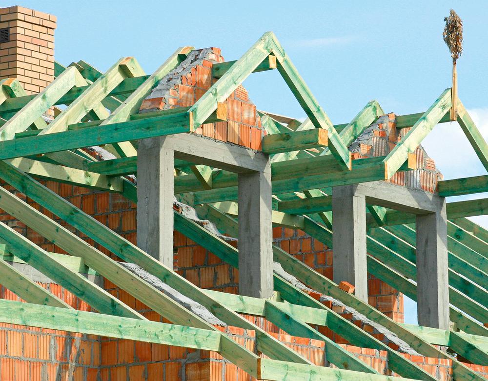 Jak kupować... drewno na więźbę dachową