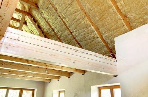 Dachy wystarczająco ciepłe
