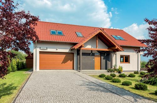 Dom tanio zbudowany