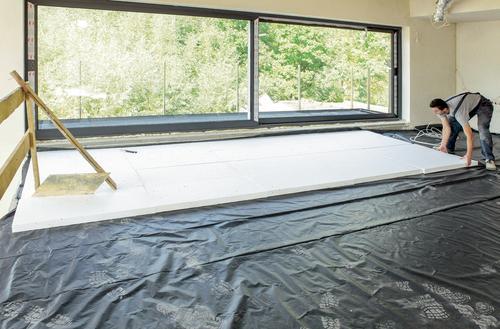 Izolacja stropu