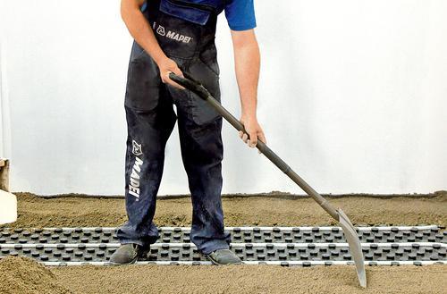 Podkłady na ciepłe podłogi