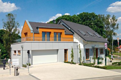 Dom pasywny i prefabrykowany