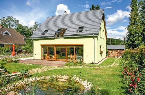 Wentylacja w domu architekta