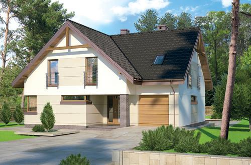 Wskaźnik EP w projektowaniu domu jednorodzinnego